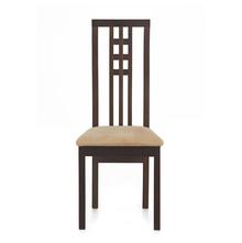 Bruni Dining Chair - @home by Nilkamal, Burn Beech