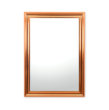 Reflection 60 x 90 cm Mirror - @home by Nilkamal, Rose Gold