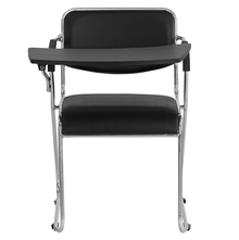Nilkamal Contract 01 Chair with Arm - Black