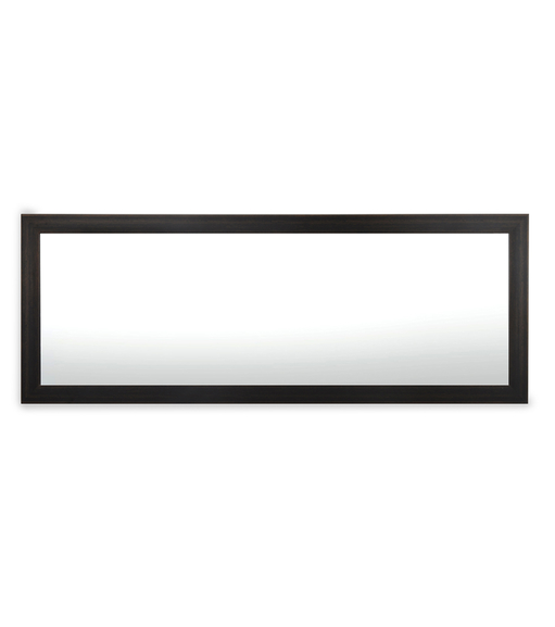 Reflection 30 x 90 cm Mirror - @home by Nilkamal, Black