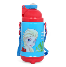 Froz Kinds Sipper Bottle 400 Ml, Blue