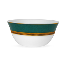 Laopala Sovrana Empress Soup Bowl Set of 6, Green