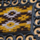 Geometric Tray 45 x 75 cm Doormat - @home by Nilkamal, Yellow
