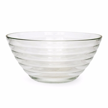 Viva 20 cm Bowl - @home by Nilkamal, Clear
