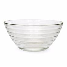 Viva 20 cm Bowl - @home by Nilkamal, Clear