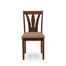 Bony Dining Chair - @home by Nilkamal,  brown