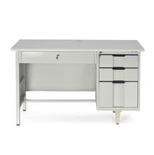 Nilkamal Dream Office Table, Grey