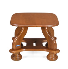 Nilkamal Winston Corner Table, Wenge