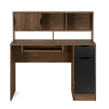 Avenger Study Desk, Walnut