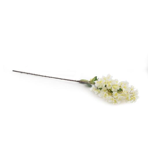 Bougainvillea Flower Stick - @home by Nilkamal, White