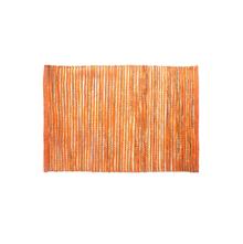 Tex Tie Dye 60 x 90 cm Rug, Orange