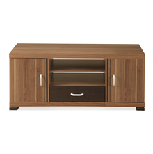 Mike Wall Unit - @home by Nilkamal, Light Walnut