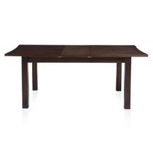 Omaha 6 Seater Extendable Dining Table - @home by Nilkamal, Walnut