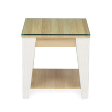 Baalbek Side Table - @home by Nilkamal, White