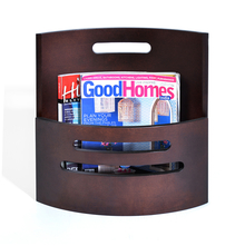 Magazine Rack Willie Wenge - @home Nilkamal,  wenge