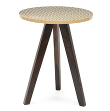 Matrix Side Table - @home Nilkamal,  walnut