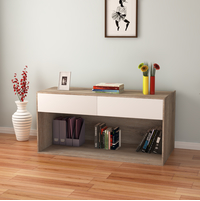 Sentil Center Table - @home by Nilkamal, Brown
