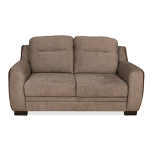 Selena 2 Seater Sofa, Taupe Brown