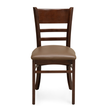 Cherry Dining Chair - @home by Nilkamal, Merlot Brown