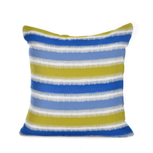 Zinnia 40 x 40 cm Cushion Cover - @home by Nilkamal, Indigo