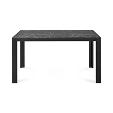 Caleb 6 Seater Dining Table, Black