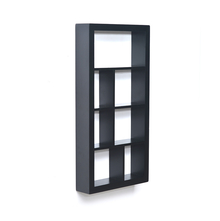 Taylor Wall Shelf - @home Nilkamal,  black