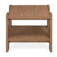 Anna Side Table, Walnut