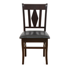 Malmo Dining Chair - @home Nilkamal,  brown