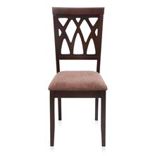 Peak Dining Chair - @home by Nilkamal, Brown