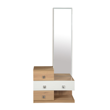 Valentino Dresser with Mirror, Maple