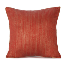 Texture 40 x 40 cm Cushion Cover Set of 2 - @home by Nilkamal, Maroon