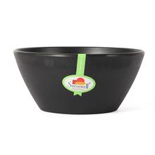 Persian Square Veg Bowl - @home by Nilkamal, Black