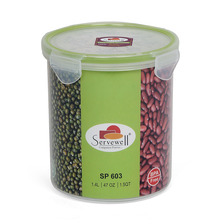 Round Container 1.4 ltr