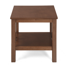 Gia Side Table, Wenge