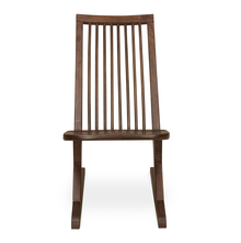 Lord Wooden Arm Chair, Walnut