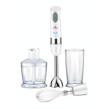 Bajaj Silenco 500 W Multi Hand Blender, White