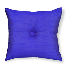 Spectra 30 x 30 cm Filled Cushion - @home by Nilkamal, Indigo