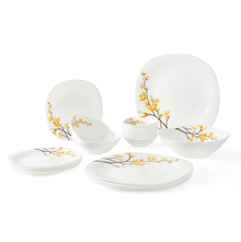 Laopala Quadra Summertide 21 Pieces Dinner Set