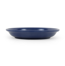 Solid 13 cm Snack Plate - @home by Nilkamal, Indigo