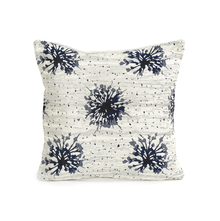 Splash 40 cm x 40 cm Set of 2 Cushion Covers, Indigo