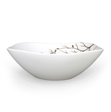 Laopala Quadra Autumnal Serving Bowl, Multicolor