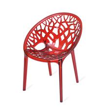 Crystal Pc Chair - @home Nilkamal,  wine
