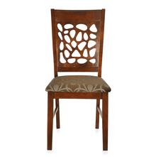 Nilkamal Peony Dining Chair - Choco Brown