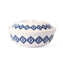 Homely Inks Serving Bowl with Lid - @home by Nilkamal