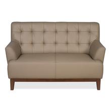 Lisbon 2 Seater Sofa, Light Brown