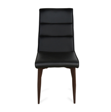 Pratt Dining Chair - @home by Nilkamal, Dark Walnut