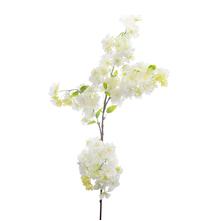 Cherry Blossom Flower Stick -@home by Nilkamal, White