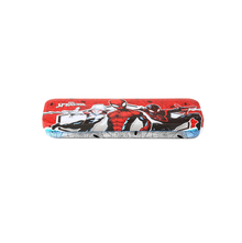 Spiderman Metal Rectangle Pencil Box, Red