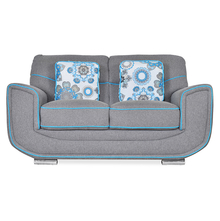Marly 2 Seater Sofa - @home Nilkamal,  grey