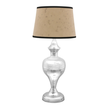 Large Metal Table Lamp - @home by Nilkamal, Multicolor